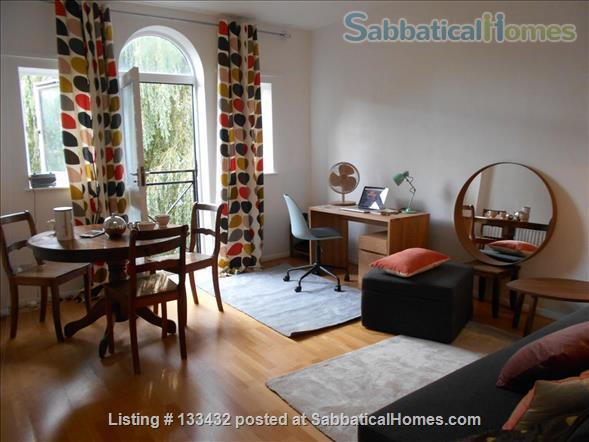 One Bedroom quiet flat close to Ladbroke Grove, incl. utilities Home Rental in Greater London, England, United Kingdom 1