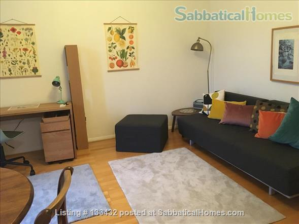 One Bedroom quiet flat close to Ladbroke Grove, incl. utilities Home Rental in Greater London, England, United Kingdom 0
