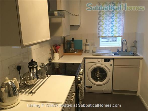 One Bedroom quiet flat close to Ladbroke Grove, incl. utilities Home Rental in Greater London, England, United Kingdom 3