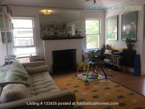 Winter-Summer 2021 in Sunny Los Feliz Family Home! Home Rental in Los Angeles, California, United States 2