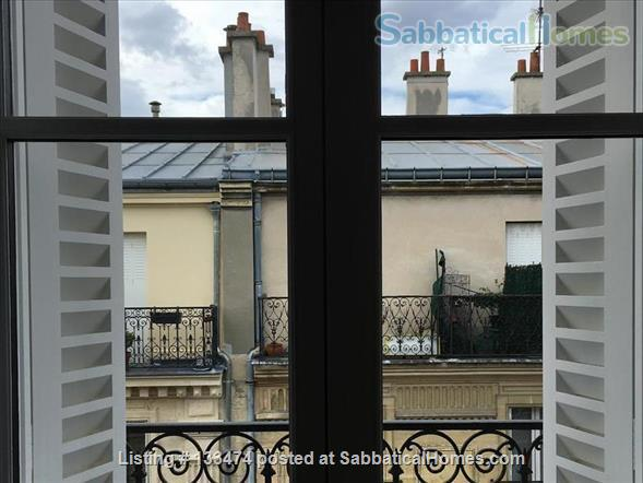 quiet, toddler/baby-equipped apt in Paris 15e July/August 2021 Home Exchange in Paris, Île-de-France, France 0