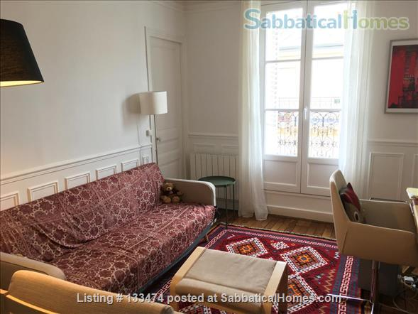 quiet, toddler/baby-equipped apt in Paris 15e July/August 2021 Home Rental in Paris, Île-de-France, France 2