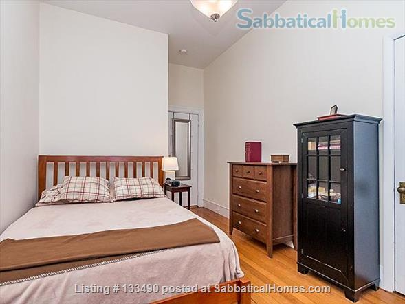 Furnished two-bedroom condo in prime location one block from Harvard campus Home Rental in Cambridge, Massachusetts, United States 3