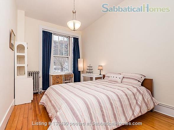 Furnished two-bedroom condo in prime location one block from Harvard campus Home Rental in Cambridge, Massachusetts, United States 4