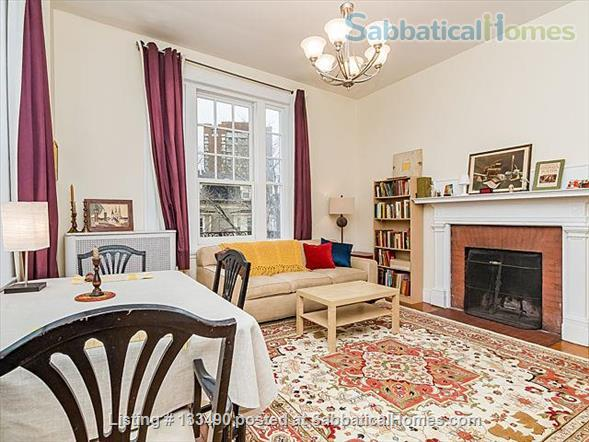 Furnished two-bedroom condo in prime location one block from Harvard campus Home Rental in Cambridge, Massachusetts, United States 6