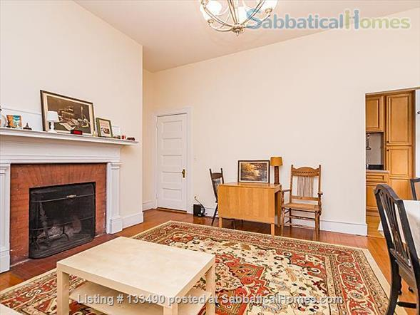 Furnished two-bedroom condo in prime location one block from Harvard campus Home Rental in Cambridge, Massachusetts, United States 5