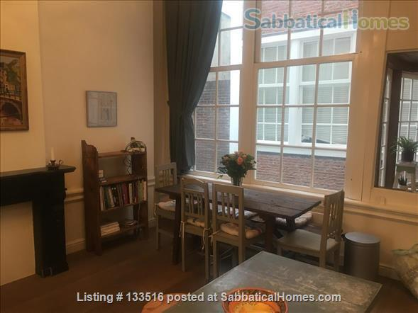 Charming and historic canal house in central Amsterdam Home Rental in Amsterdam, NH, Netherlands 9