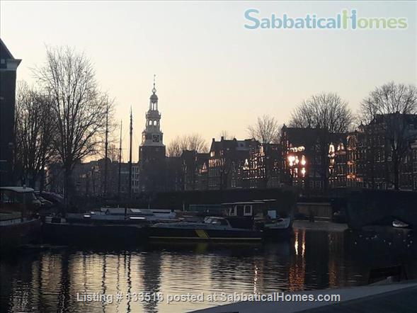Charming and historic canal house in central Amsterdam Home Exchange in Amsterdam, NH, Netherlands 0