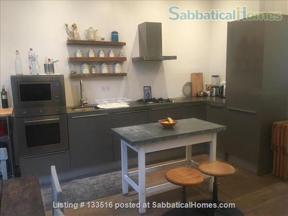 Charming and historic canal house in central Amsterdam Home Rental in Amsterdam, NH, Netherlands 3