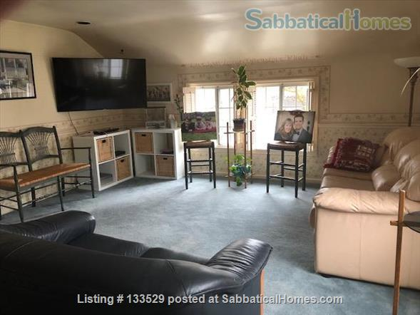 Lovely home near University of Utah, Huntsman Cancer Center, Primary Children's Hospital Home Rental in Salt Lake City, Utah, United States 8