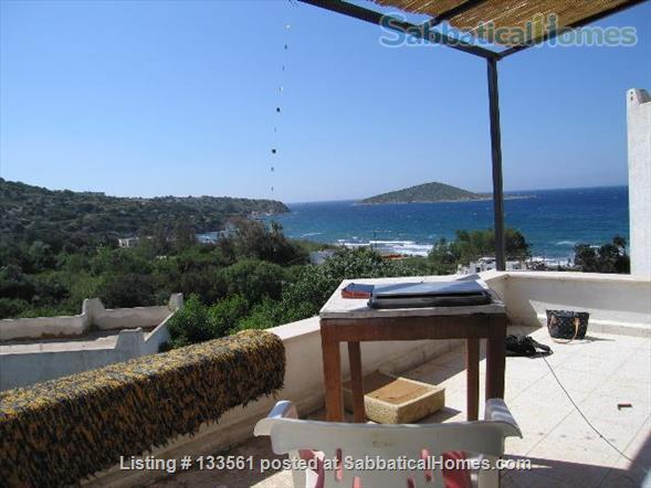 Loveliest summerhouse on coast- 5 mins WALK into divine waters of E Aegean Home Rental in Bodrum, Mugla, Turkey 1