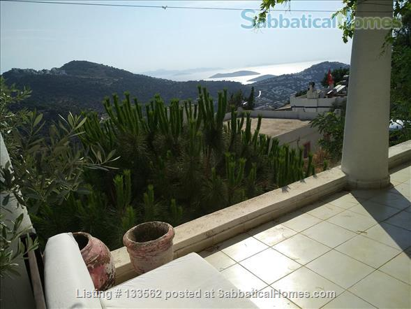 Large spacious house,hilltop villagewlocalcharm&viewsE.Aegeanpopulargetaway Home Rental in  1