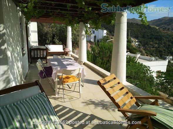Large spacious house,hilltop villagewlocalcharm&viewsE.Aegeanpopulargetaway Home Rental in  0
