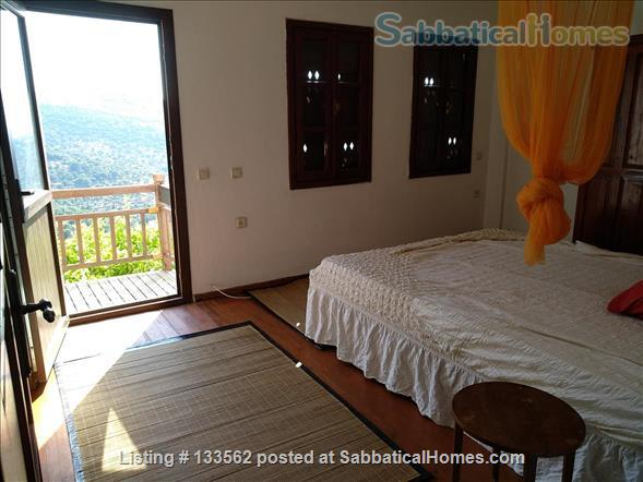 Large spacious house,hilltop villagewlocalcharm&viewsE.Aegeanpopulargetaway Home Rental in  4