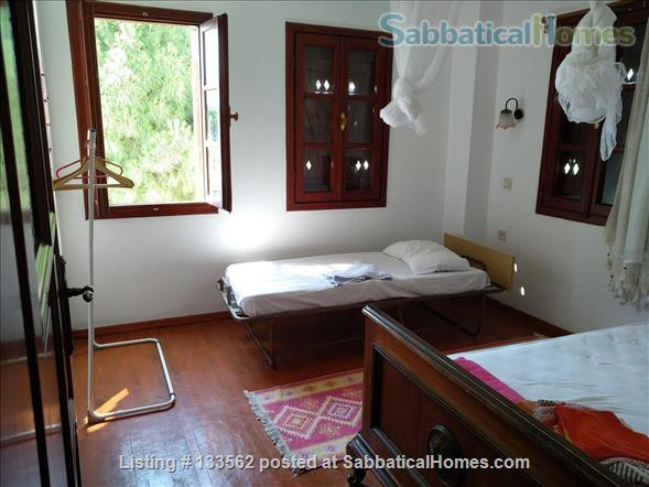 Large spacious house,hilltop villagewlocalcharm&viewsE.Aegeanpopulargetaway Home Rental in  5