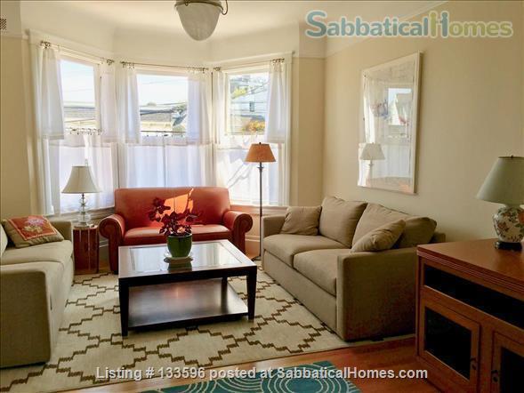 Beautiful , sunny, Noe Valley, San Francisco flat Home Rental in San Francisco, California, United States 1