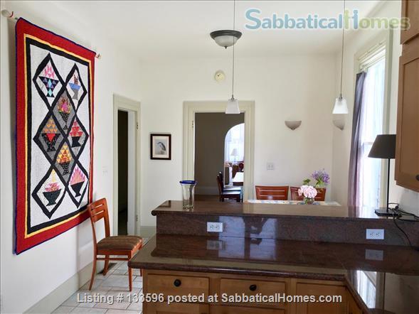 Beautiful , sunny, Noe Valley, San Francisco flat Home Rental in San Francisco, California, United States 2
