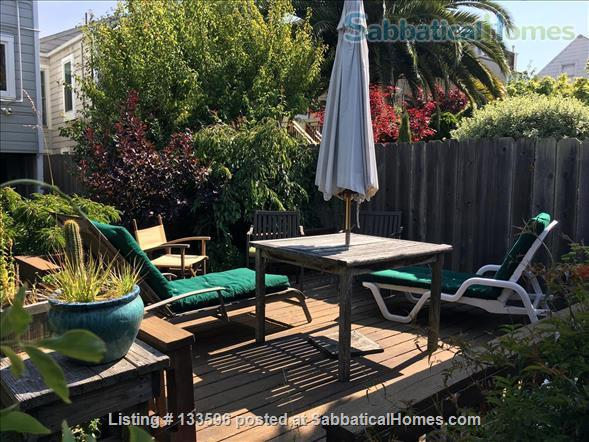 Beautiful , sunny, Noe Valley, San Francisco flat Home Rental in San Francisco, California, United States 5
