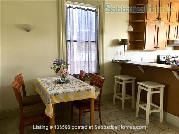 Beautiful , sunny, Noe Valley, San Francisco flat Home Rental in San Francisco, California, United States 6