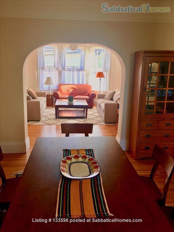 Beautiful , sunny, Noe Valley, San Francisco flat Home Rental in San Francisco, California, United States 8