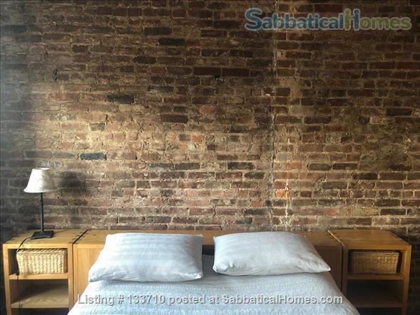 1-Bedroom, Light-Filled East Village Gem Home Rental in New York, New York, United States 2