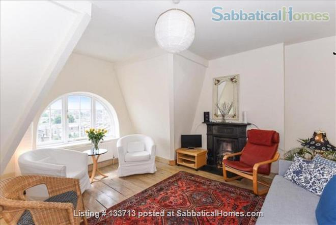 Mary Poppins Penthouse Flat Home Rental in Archway, England, United Kingdom 1