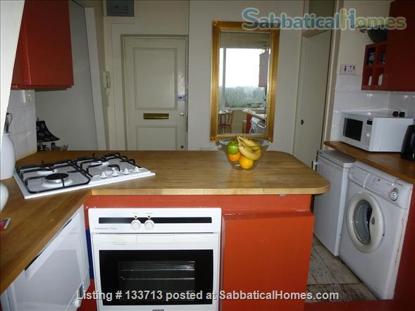 Mary Poppins Penthouse Flat Home Rental in Archway, England, United Kingdom 2