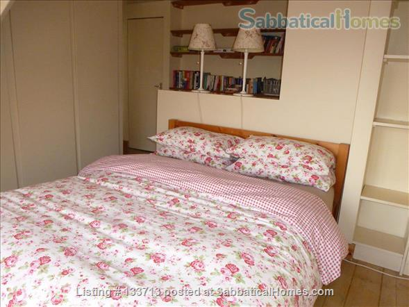 Mary Poppins Penthouse Flat Home Rental in Archway, England, United Kingdom 4