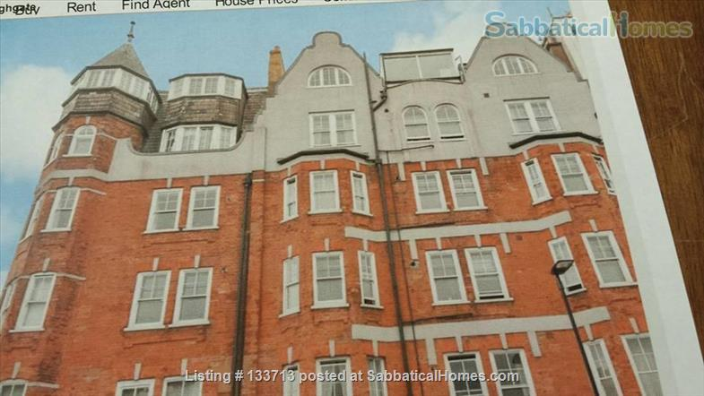 Mary Poppins Penthouse Flat Home Rental in Archway, England, United Kingdom 6