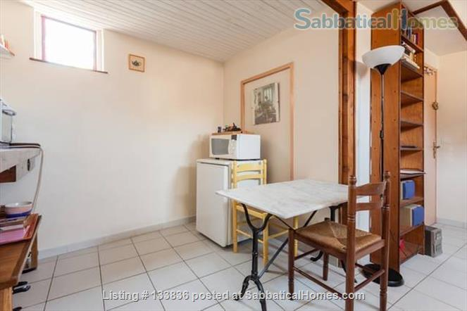 beautiful rooftop studio with mezzanine Home Rental in Montpellier, Occitanie, France 4
