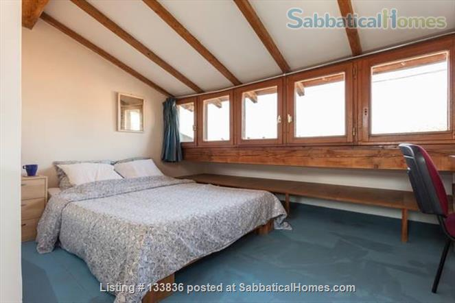 beautiful rooftop studio with mezzanine Home Rental in Montpellier, Occitanie, France 7