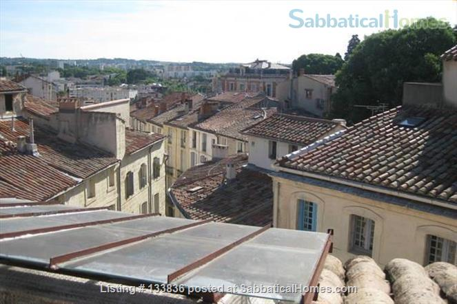 beautiful rooftop studio with mezzanine Home Rental in Montpellier, Occitanie, France 8