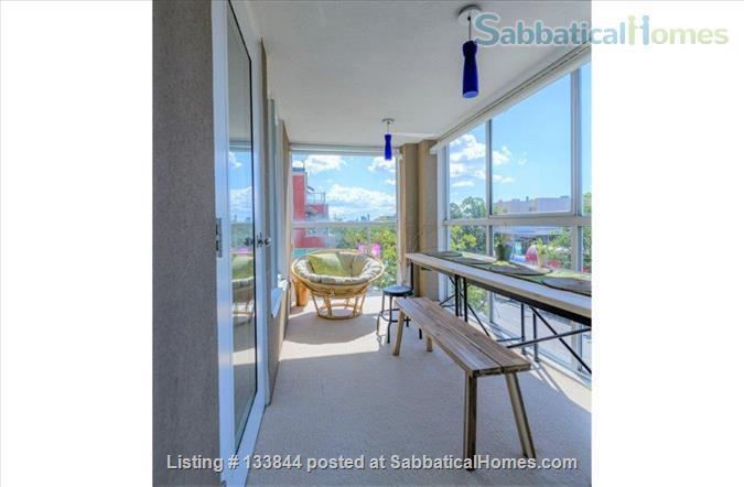 Kitsilano Furnished Condo – Beautiful 2 Bedroom, 2 Bath with Solarium & Balcony - Minutes from Kits Beach Home Rental in Vancouver, British Columbia, Canada 4