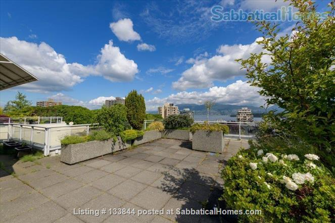 Kitsilano Furnished Condo – Beautiful 2 Bedroom, 2 Bath with Solarium & Balcony - Minutes from Kits Beach Home Rental in Vancouver, British Columbia, Canada 7