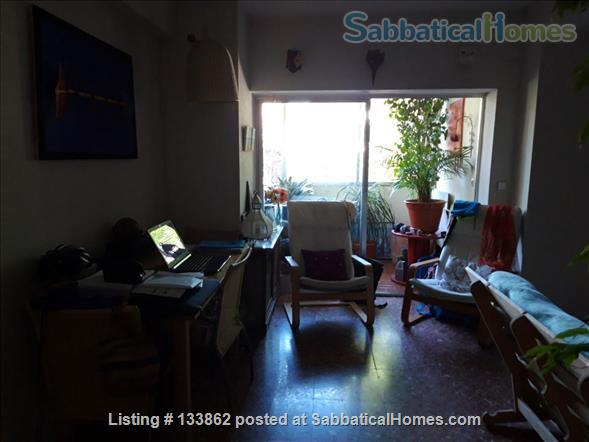 Four bedroom apartment in the greenest area in Madrid Home Rental in Madrid, Comunidad de Madrid, Spain 2