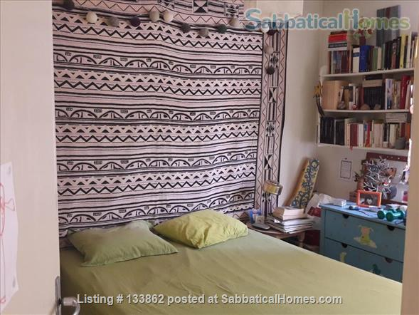 Four bedroom apartment in the greenest area in Madrid Home Rental in Madrid, Comunidad de Madrid, Spain 4