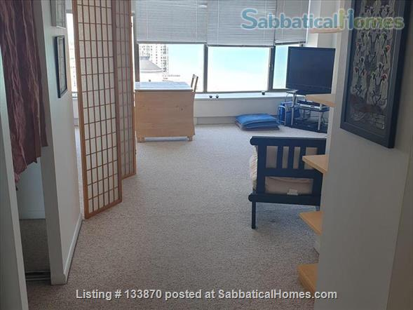 Furnished Apt. with Stunning Lake View and Close to Public Transportation Home Rental in Chicago, Illinois, United States 2