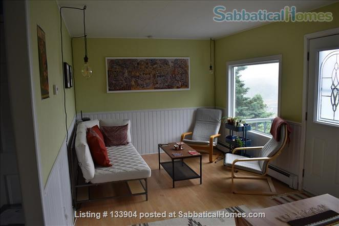 Spacious Waterfront 1 Bedroom House for summer 2021 Home Rental in West Pennant, Nova Scotia, Canada 0