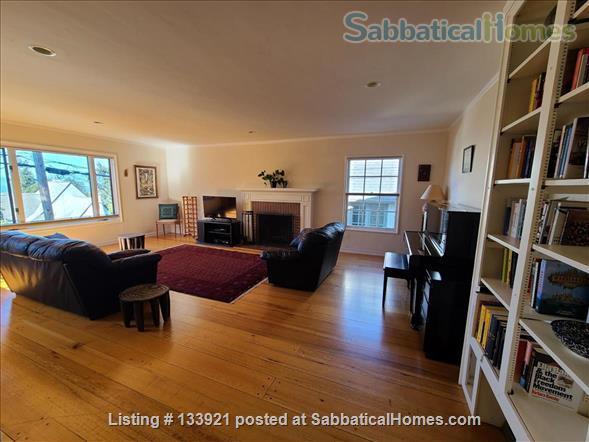 North Berkeley Hills Home Rental in Berkeley, California, United States 2
