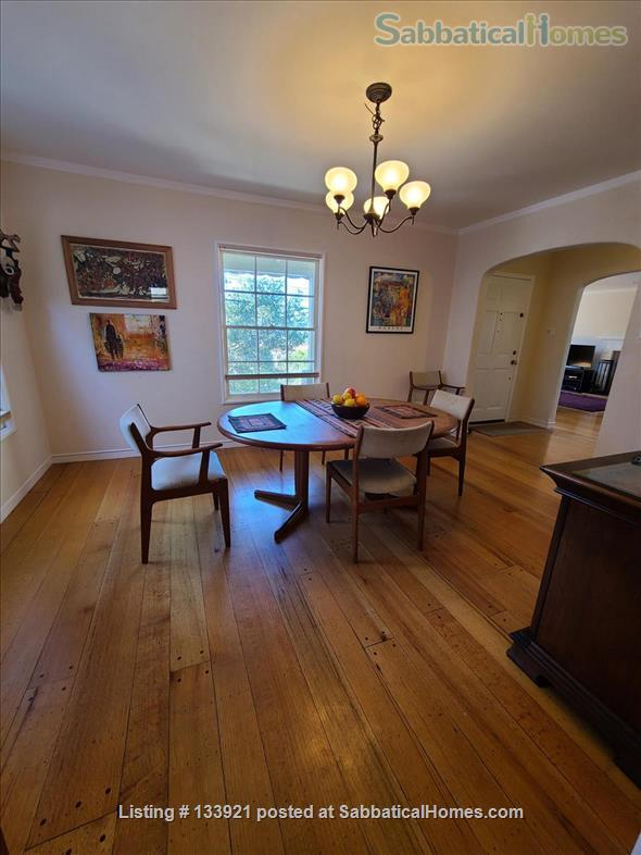 North Berkeley Hills Home Rental in Berkeley, California, United States 3