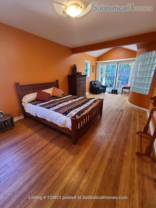 North Berkeley Hills Home Rental in Berkeley, California, United States 7