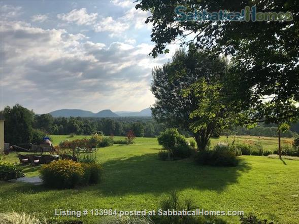 Historic Updated Farmhouse proximal to the Five  College Network Home Rental in Whately, Massachusetts, United States 1