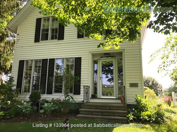 Historic Updated Farmhouse proximal to the Five  College Network Home Rental in Whately, Massachusetts, United States 0