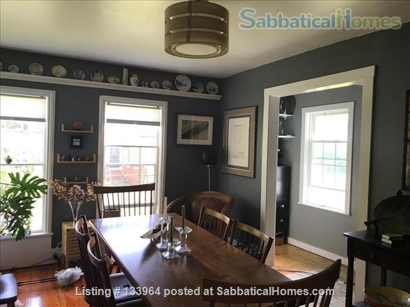 Historic Updated Farmhouse proximal to the Five  College Network Home Rental in Whately, Massachusetts, United States 2