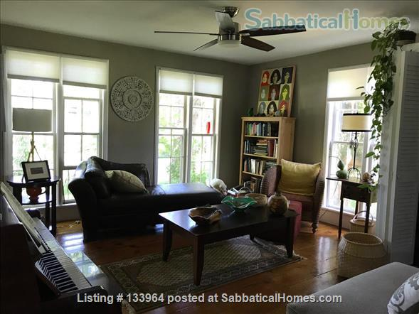 Historic Updated Farmhouse proximal to the Five  College Network Home Rental in Whately, Massachusetts, United States 6