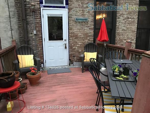 2Bedrooms, Office, 1.5 Bath Duplex Historic Brownstone - Brooklyn Home Rental in Bedford-Stuyvesant, New York, United States 4
