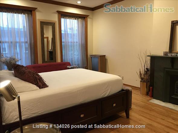 2Bedrooms, Office, 1.5 Bath Duplex Historic Brownstone - Brooklyn Home Rental in Bedford-Stuyvesant, New York, United States 6