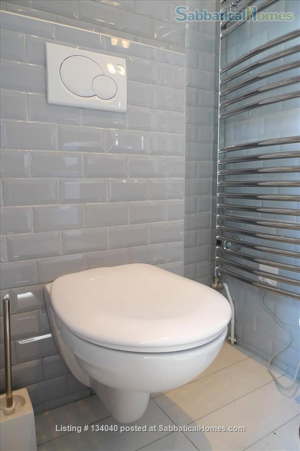 Designed Apartment - View Over Paris- Rare Montmartre Location Home Rental in Paris, Île-de-France, France 9