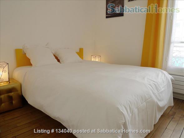 Designed Apartment - View Over Paris- Rare Montmartre Location Home Rental in Paris, Île-de-France, France 3