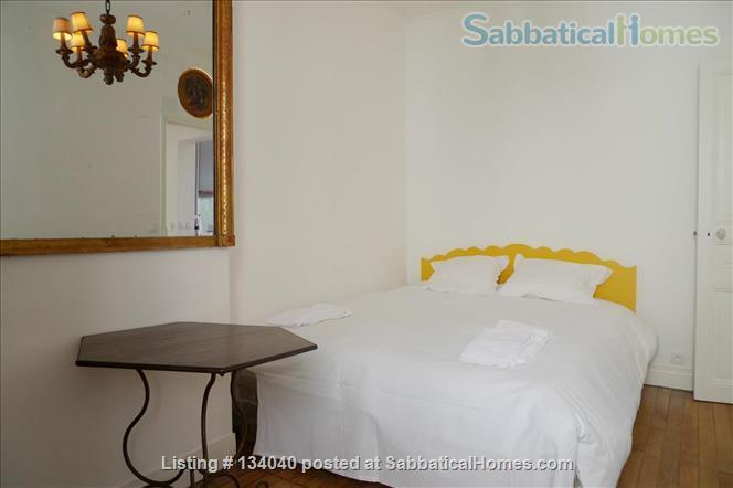Designed Apartment - View Over Paris- Rare Montmartre Location Home Rental in Paris, Île-de-France, France 5